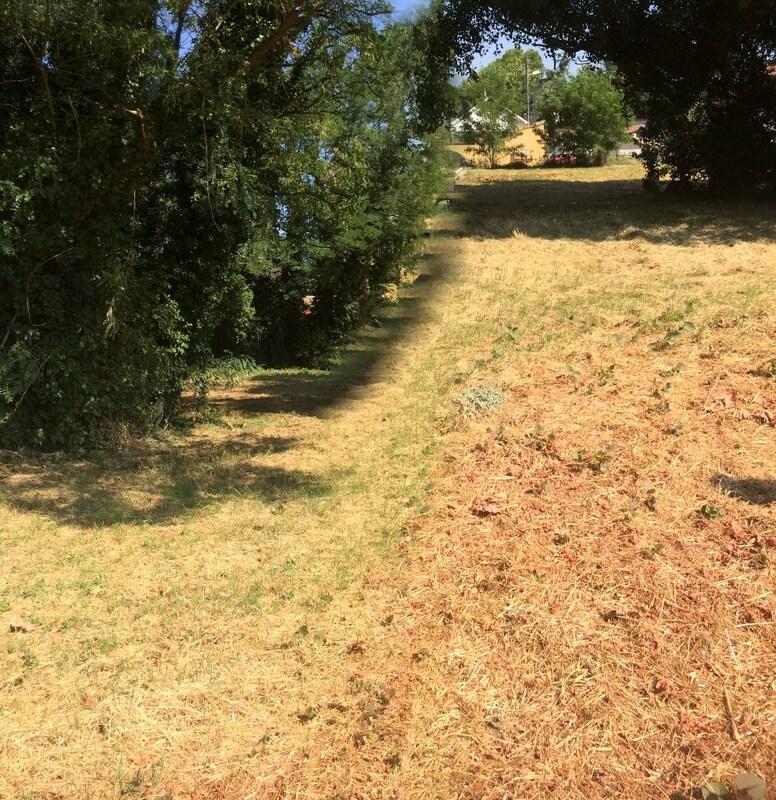 Terrain non constructible de   m2 - Bourg-lès-Valence (26500)
