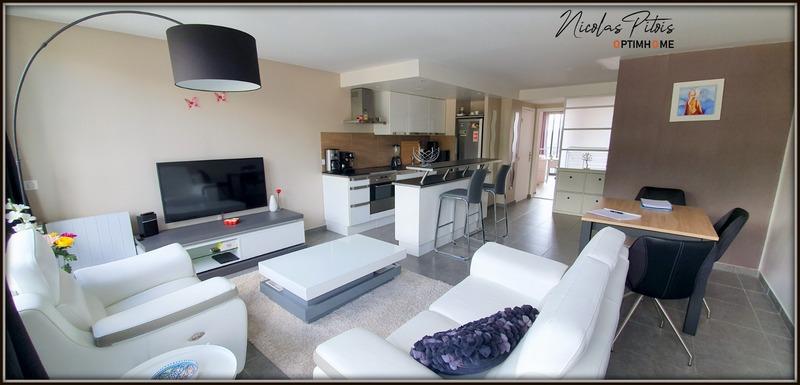 Appartement en résidence de 63  m2 - Argenteuil (95100)