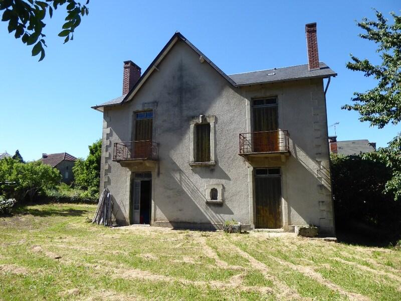 Maison de maître de 164  m2 - Teyssieu (46190)