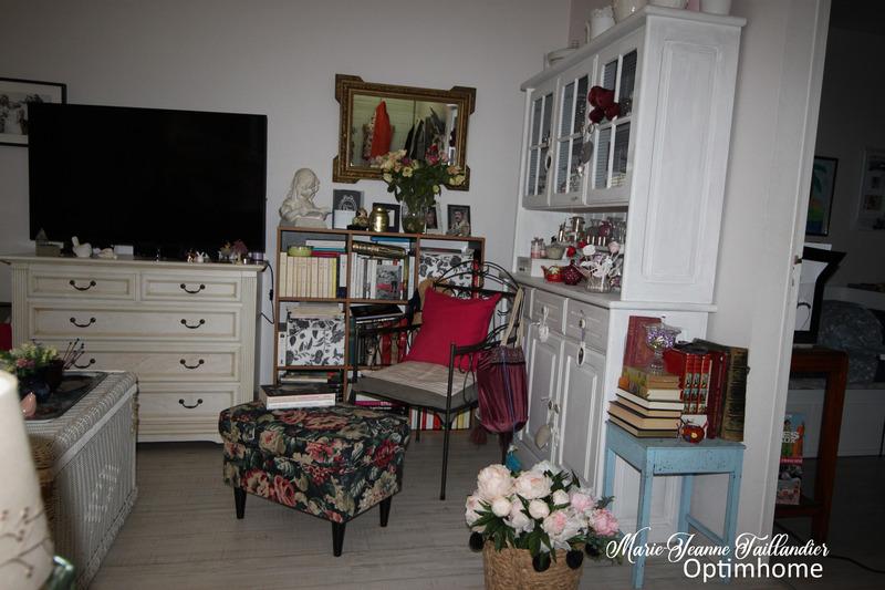 Appartement ancien de 62  m2 - Riom (63200)