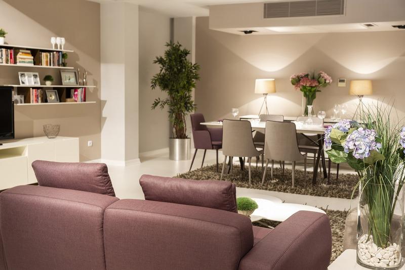 Appartement en frais réduits de 126  m2 - Lyon (69008)