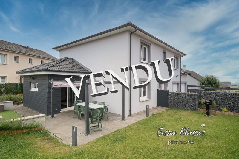 Maison contemporaine de 191  m2 - Hayange (57700)