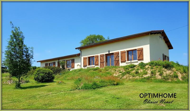 Maison de 125  m2 - Saint-Éloy-les-Mines (63700)