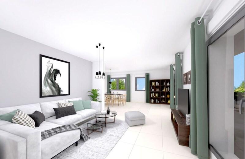 Appartement en frais réduits de 122  m2 - Sainte-Foy-lès-Lyon (69110)