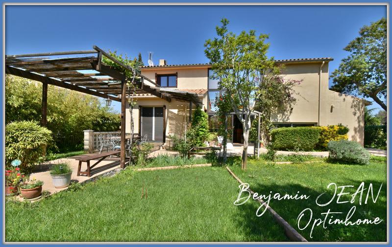 Maison de 156  m2 - Sérignan (34410)
