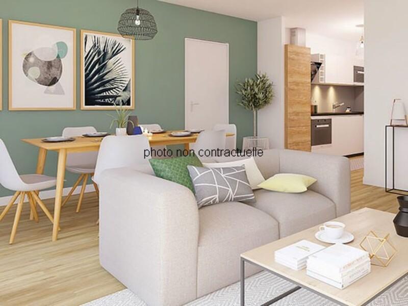 Appartement de 44  m2 - Septèmes-les-Vallons (13240)