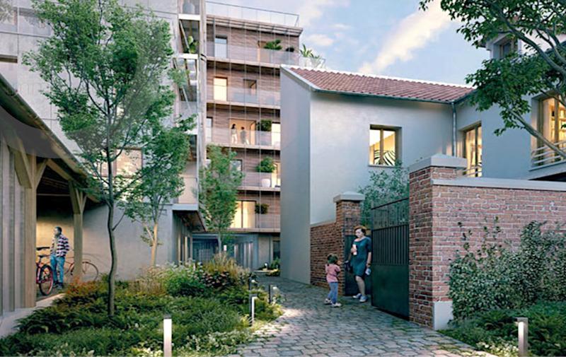 Maison de 116  m2 - Paris (75020)