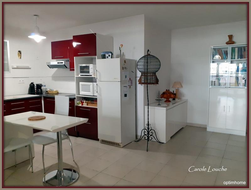 Appartement de 80  m2 - Nîmes (30000)