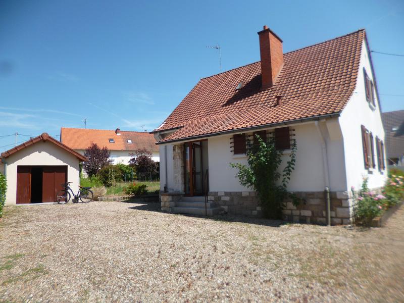Maison individuelle de 96  m2 - Gueugnon (71130)