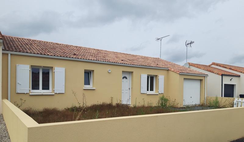 Maison de 83  m2 - Luçon (85400)