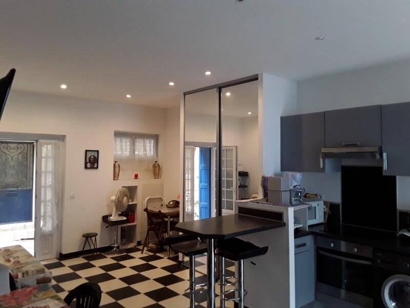 Appartement en rez-de-jardin de 51  m2 - Sète (34200)