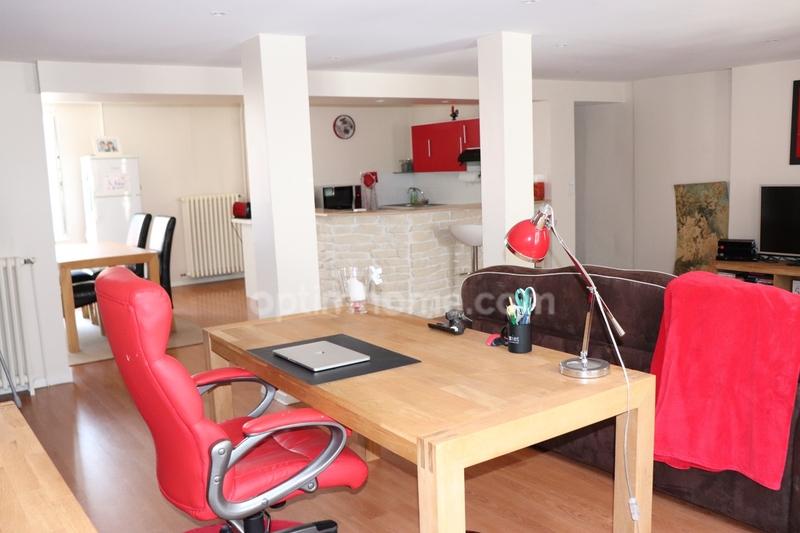 Appartement rénové de 114  m2 - Dives-sur-Mer (14160)