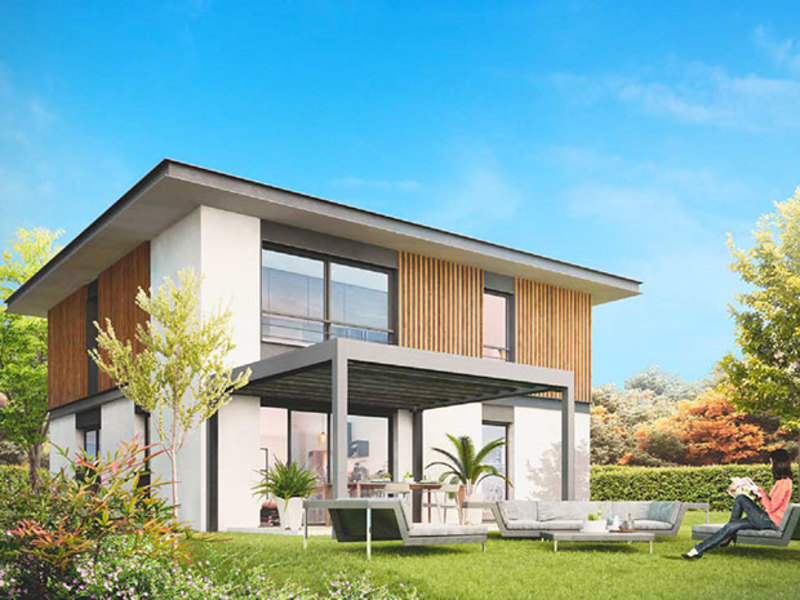 Maison de 129  m2 - Anthy-sur-Léman (74200)
