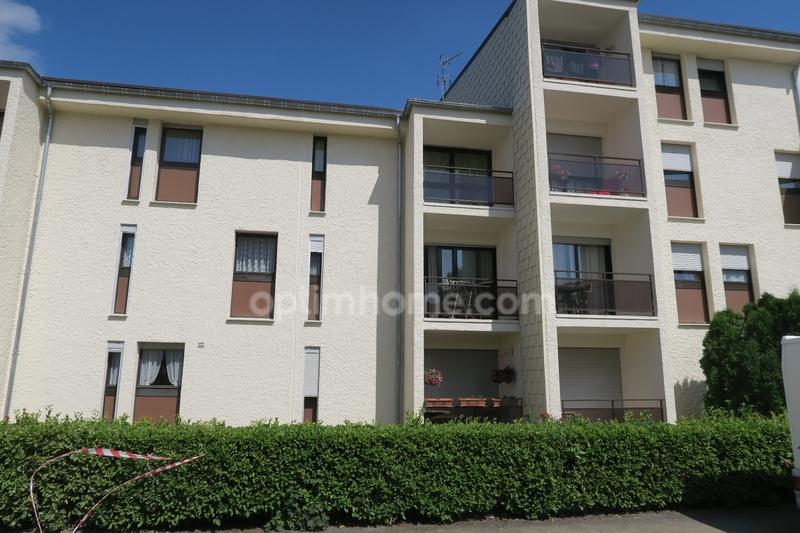 Appartement de 46  m2 - Longwy (54400)