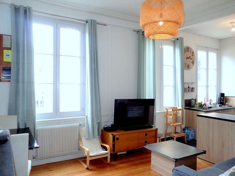 Appartement rénové de 61  m2 - Rouen (76000)