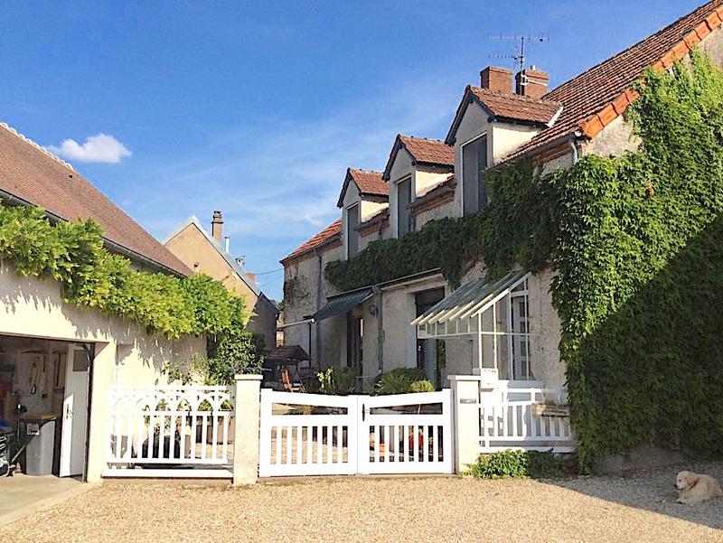 Maison de caractère de 217  m2 - Mehun-sur-Yèvre (18500)