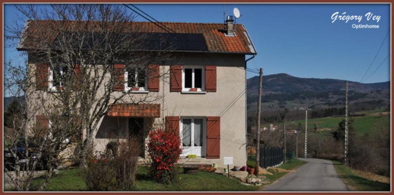 Maison de 170  m2 - Courpière (63120)