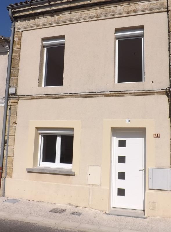 Maison de 75  m2 - Saint-Antoine-sur-l'Isle (33660)