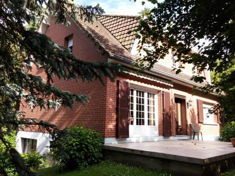 Maison de caractère de 113  m2 - Quérénaing (59269)