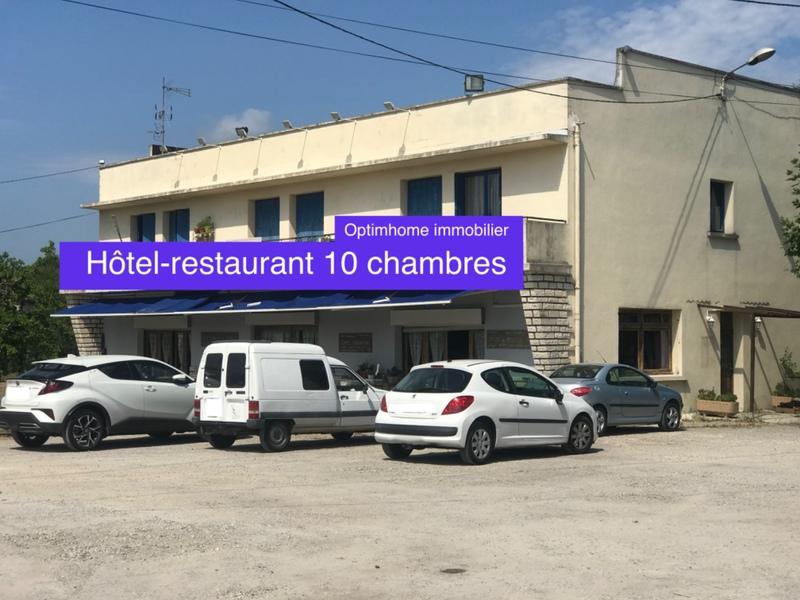 Immeuble de rapport de   m2 - Alès (30100)