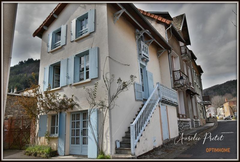 Maison de village de 70  m2 - Molompize (15500)
