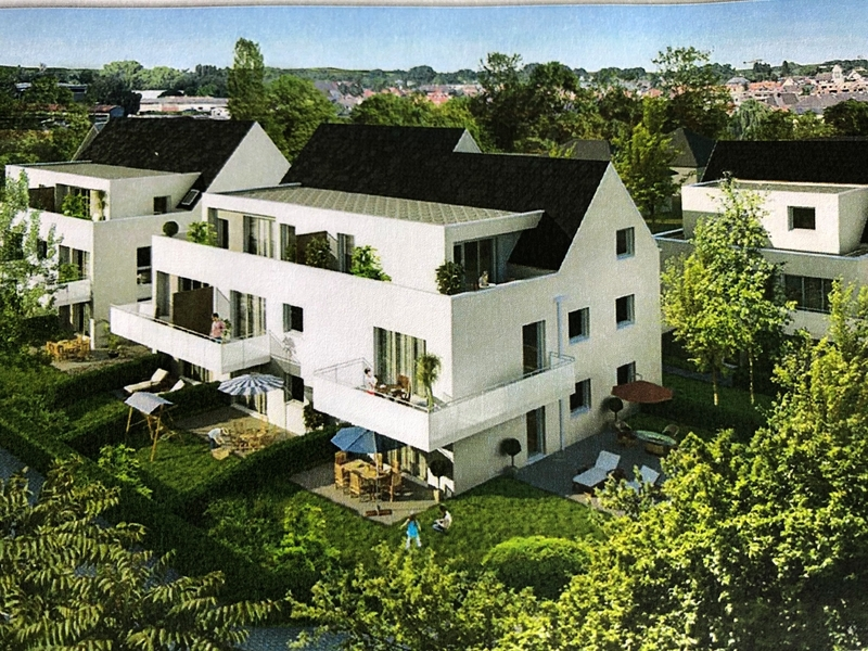 Appartement en frais réduits de 76  m2 - Illkirch-Graffenstaden (67400)