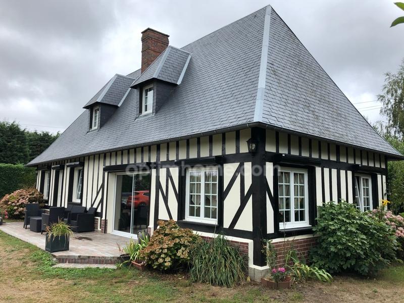 Maison de campagne de 110  m2 - Pont-Audemer (27500)