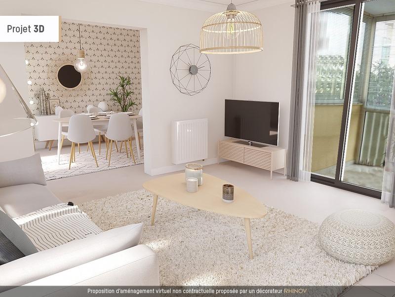 Appartement de 76  m2 - La Seyne-sur-Mer (83500)