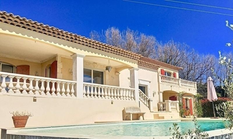 Maison contemporaine de 179  m2 - Cabris (06530)