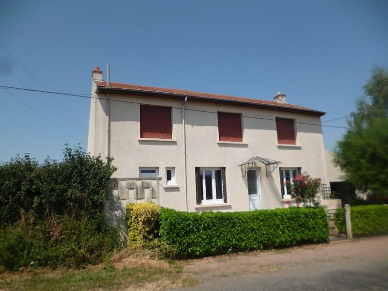 Maison de campagne de 95  m2 - Gueugnon (71130)