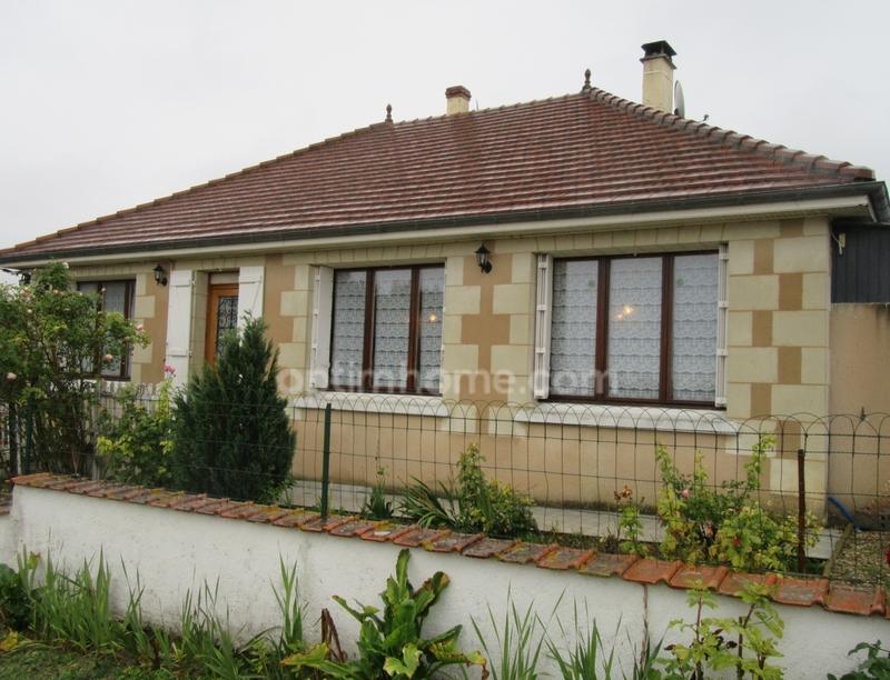 Maison de 119  m2 - Razines (37120)