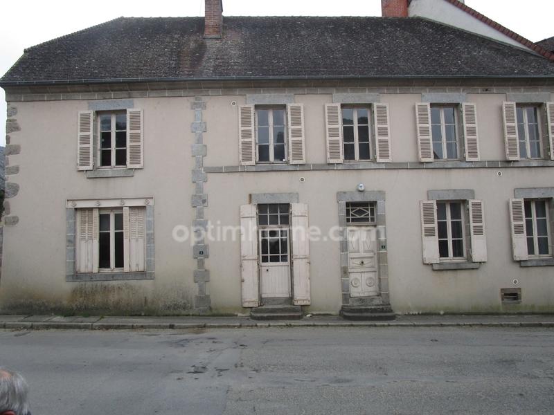 Maison de 140  m2 - Mainsat (23700)
