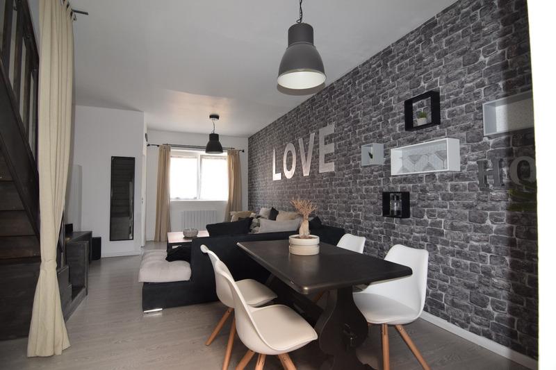 Maison mitoyenne de 90  m2 - Lille (59160)