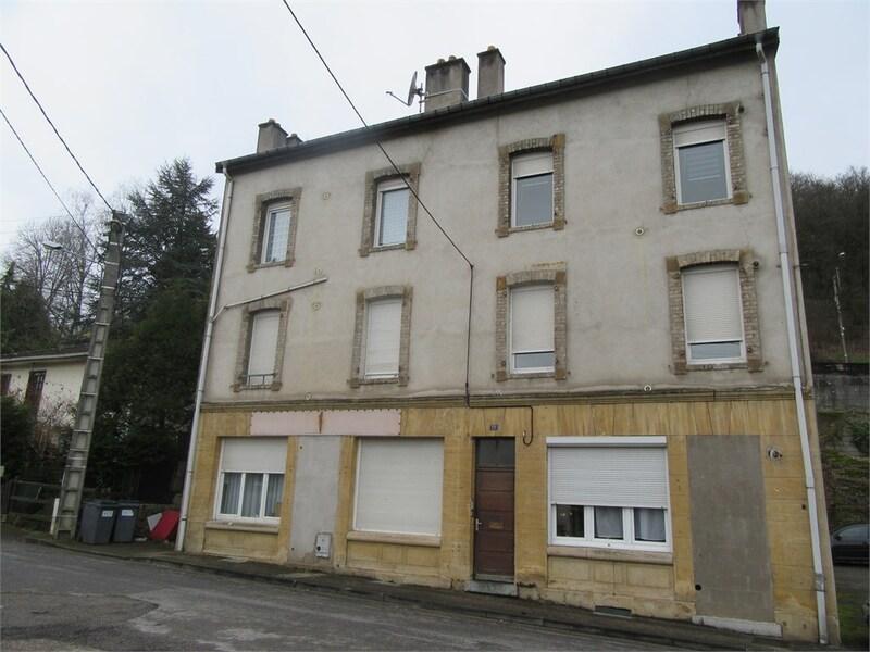 Immeuble de rapport de   m2 - Homécourt (54310)
