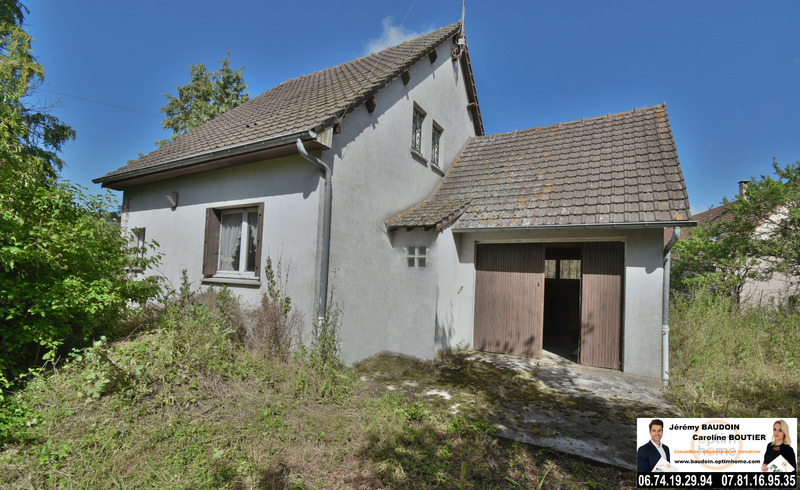 Maison de 65  m2 - Nogent-le-Roi (28210)