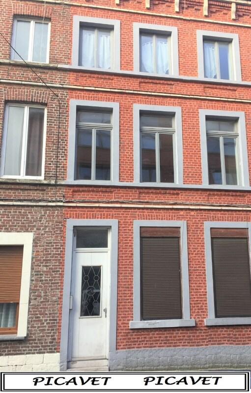 Immeuble de rapport de   m2 - Roubaix (59100)