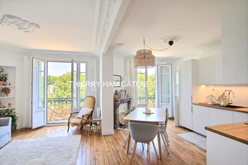 Appartement bourgeois de 65  m2 - Argenteuil (95100)