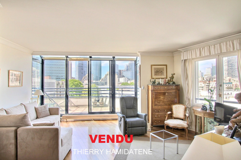 Appartement en résidence de 56  m2 - Courbevoie (92400)