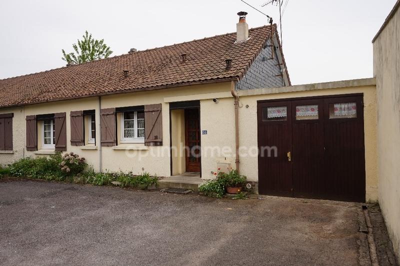 Maison de 175  m2 - Friville-Escarbotin (80130)