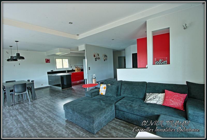 Maison individuelle de 143  m2 - Villefloure (11570)