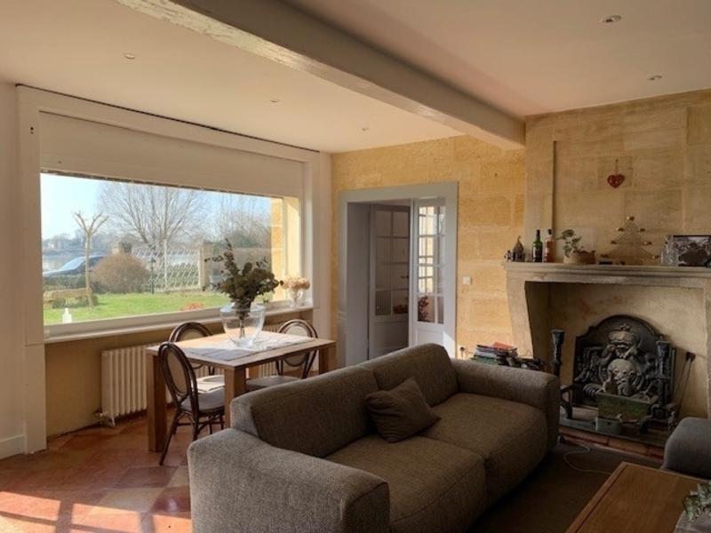 Maison en pierre de 319  m2 - Quinsac (33360)