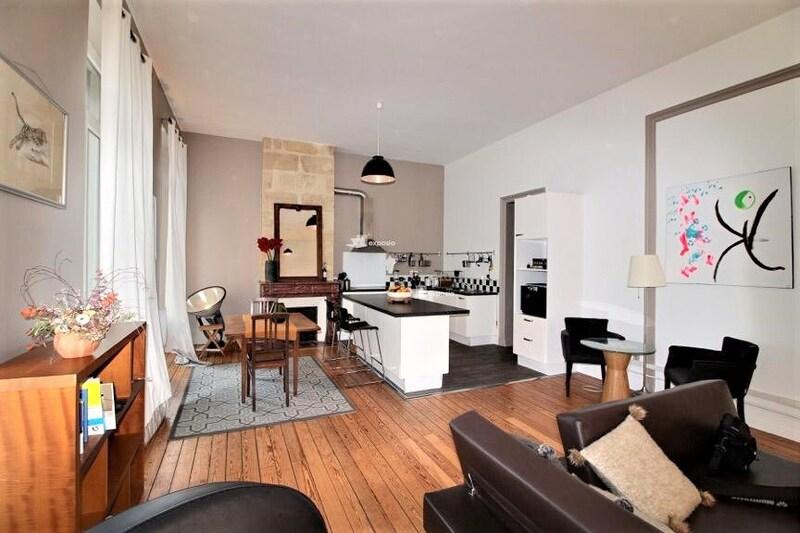 Appartement de 170  m2 - Bordeaux (33300)