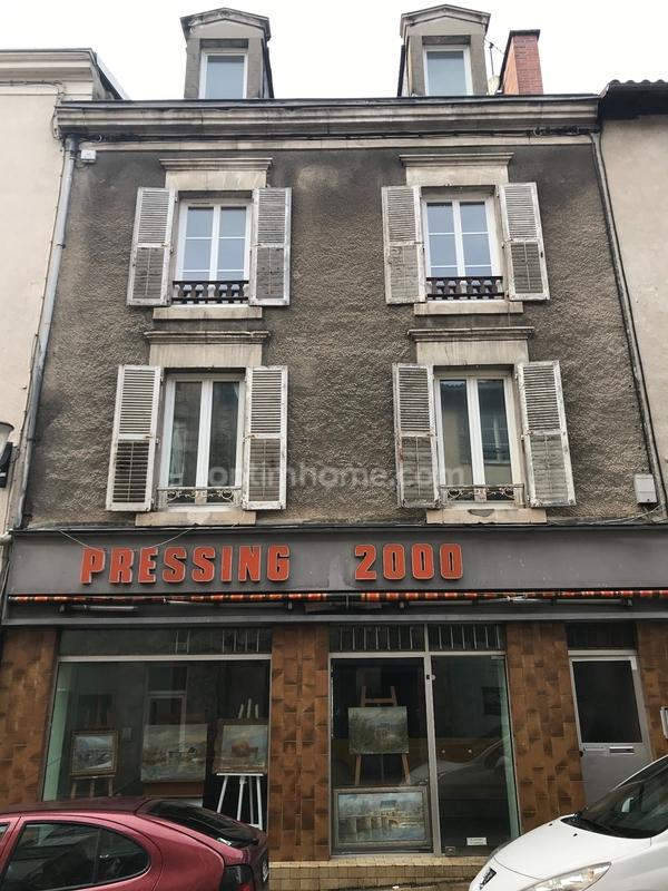 Immeuble de   m2 - Saint-Junien (87200)