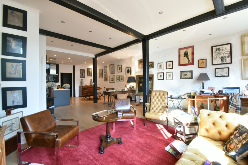 Appartement rénové de 110  m2 - Lille (59000)