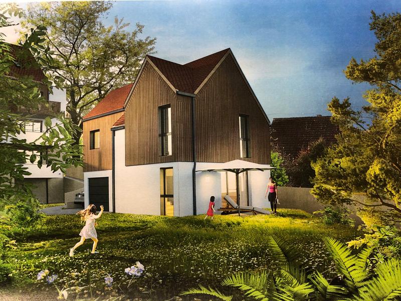 Appartement en résidence de 85  m2 - Blaesheim (67113)