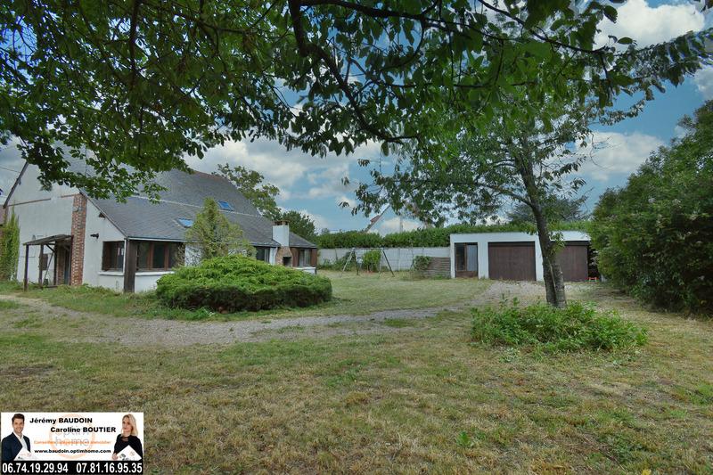 Maison de 154  m2 - Nogent-le-Roi (28210)