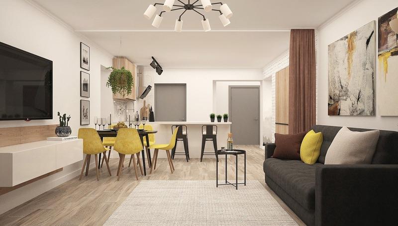 Appartement en frais réduits de 74  m2 - Cessy (01170)