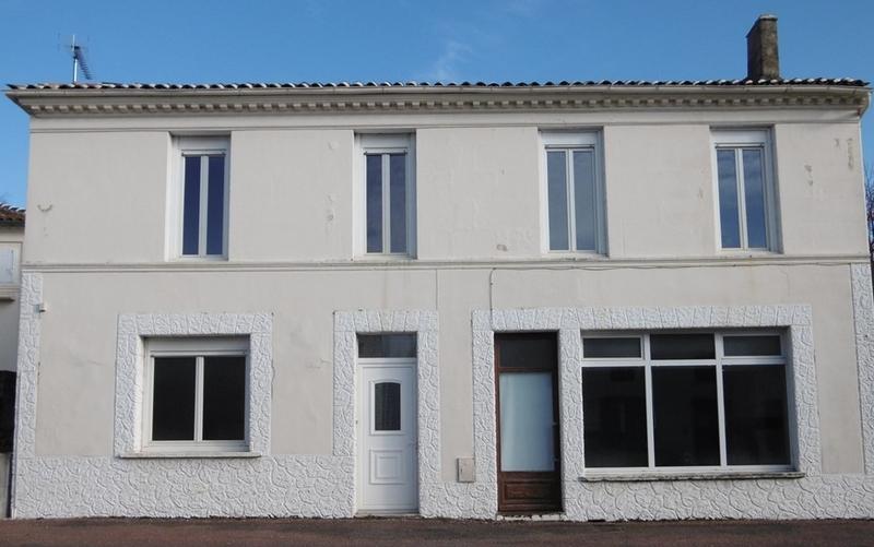 Maison de 134  m2 - Saint-Sulpice-de-Cognac (16370)