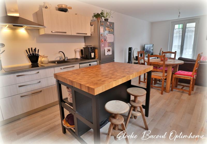 Appartement rénové de 65  m2 - Cluses (74300)