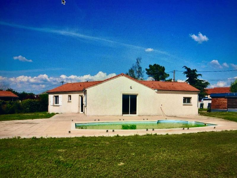 Maison contemporaine de 127  m2 - Aubiat (63260)